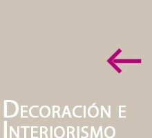 Decoración e Interiorismo